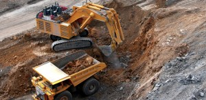 Mining Vehicles with Anusl A101 Fire Protection Systems