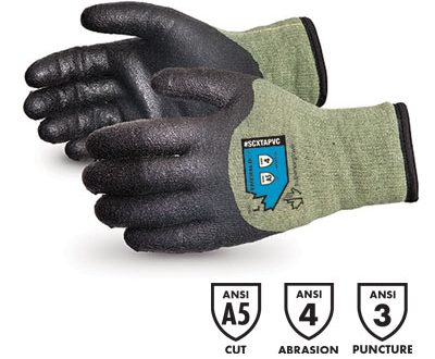 product image of the Emerald CX® Cut-Resistant Winter Glove with PVC Palm