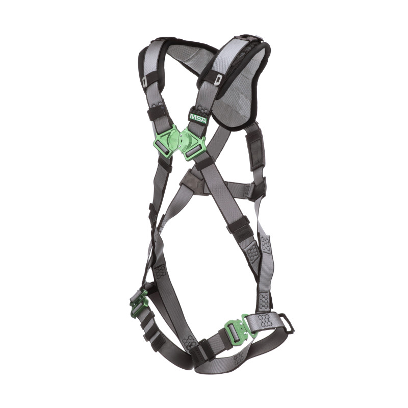 Photo of MSA V-Fit Tower Climbing Harness