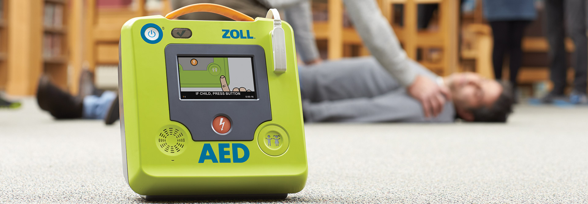 zoll medical aed 3
