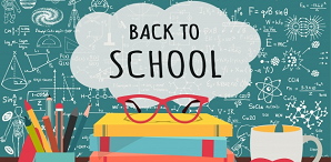 Back to School - It's That Time Again!