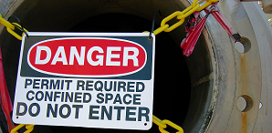 What the Heck is a Confined Space, Anyway?