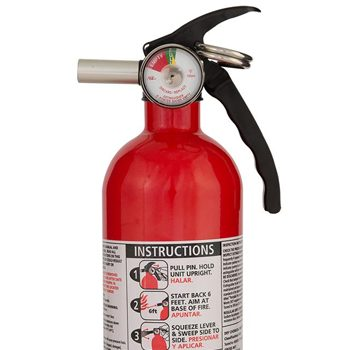 Kiddie Disposable Fire Extinguishers