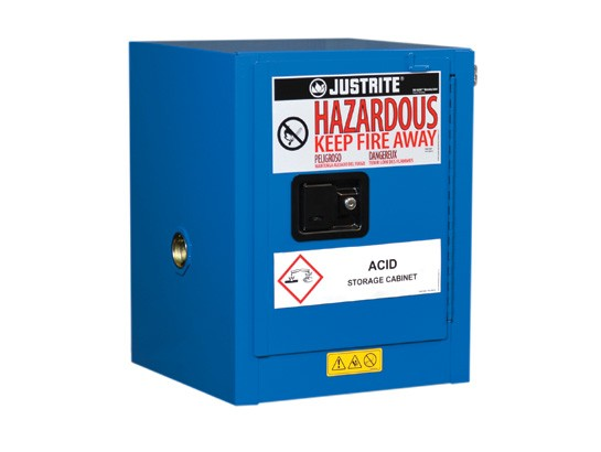 product image for countertop hazardous material cabinet