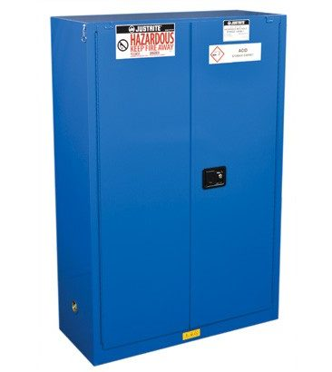 product image of full-sized hazardous material cabinets