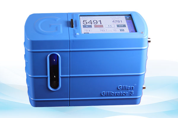Product image of gilibrator 3 primary standard air flow calibrator