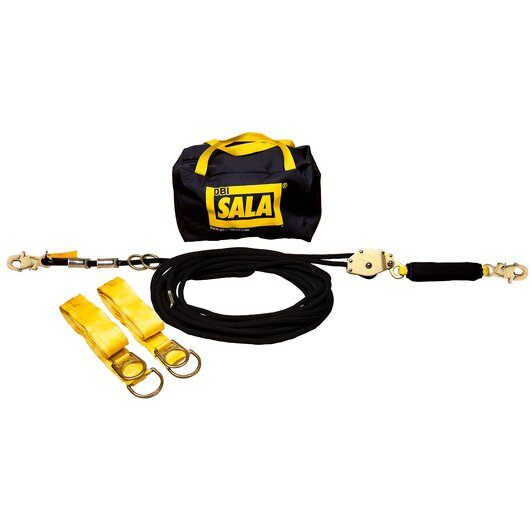 3M™ DBI-SALA® Sayfline™ Synthetic Horizontal Lifeline System