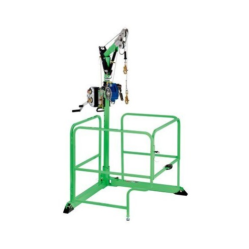 product image of davit arm with cage