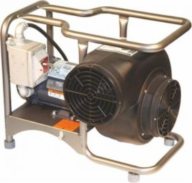 """Air Systems 8"""" Centrifugal Blower for Non-Hazardous Locations"""