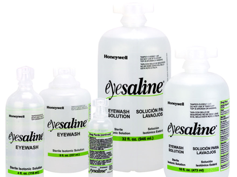 Honeywell Eyesaline Eyewash & First Aid Kits
