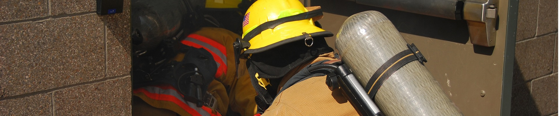 Hero Image for Self-Contained Breathing Apparatus (SCBA)
