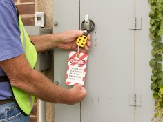 Explore Lockout/Tagout Options