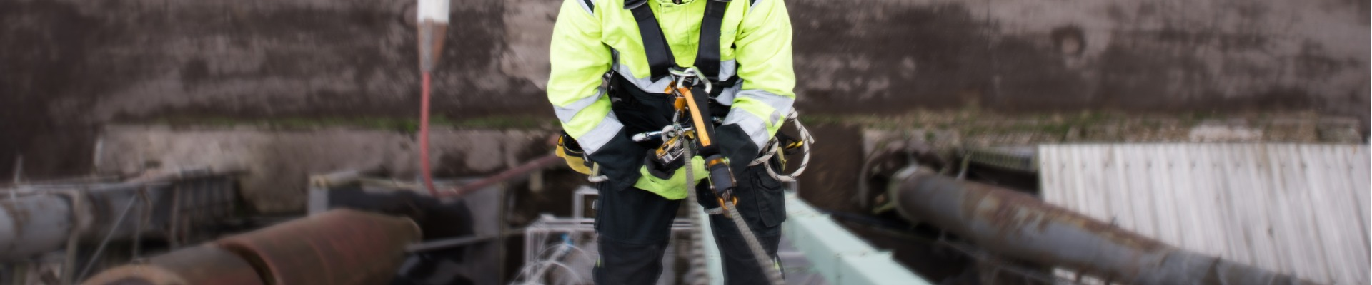 Hero Image for Fall Protection Training