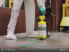 LeVert Chemical Decontamination Solution