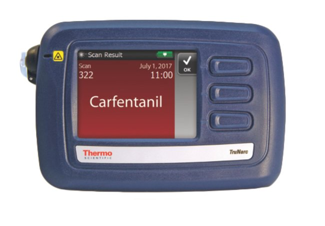 TruNarc™ Handheld Narcotics Analyzer