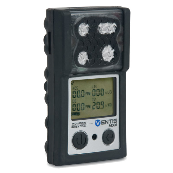 Industrial Scientific Ventis MX4 Gas Detector