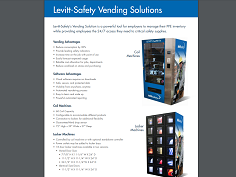 Levitt-Safety Vending Solutions