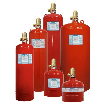 Fm 200 fire suppression product image