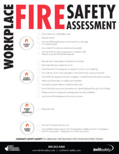 thumbnail of the fire plan checklist