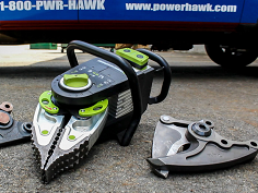 The Power Hawk P4 Rescue System