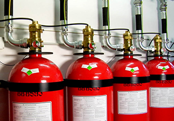 3M™ Novec™ 1230 Fire Suppression Systems
