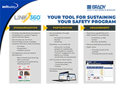 Sustaining Your Safety Program with LINK360®