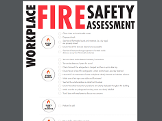 Workplace Fire Safety Assessment