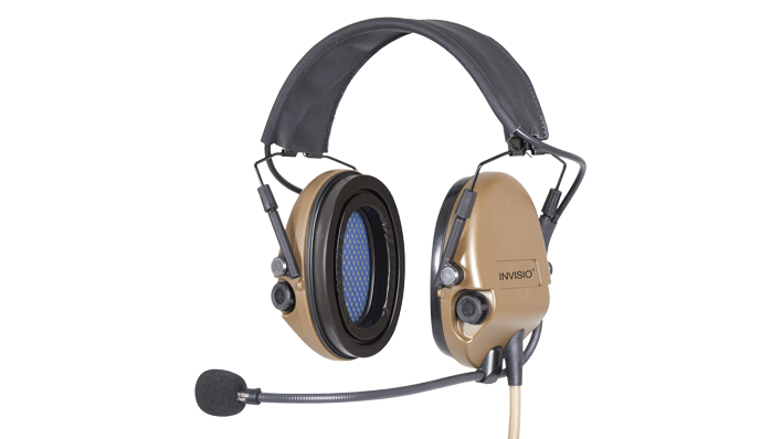 INVISIO® In-Ear Headsets & Communication Systems