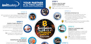 8 Easy Ways to Create a Stronger Safety Culture