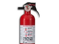 Kidde Disposable Fire Extinguishers