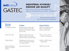 Gastec for Industrial Hygiene