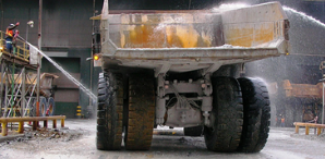 Improve your cleaning, improve your bottom line: the future of heavy equipment wash bays