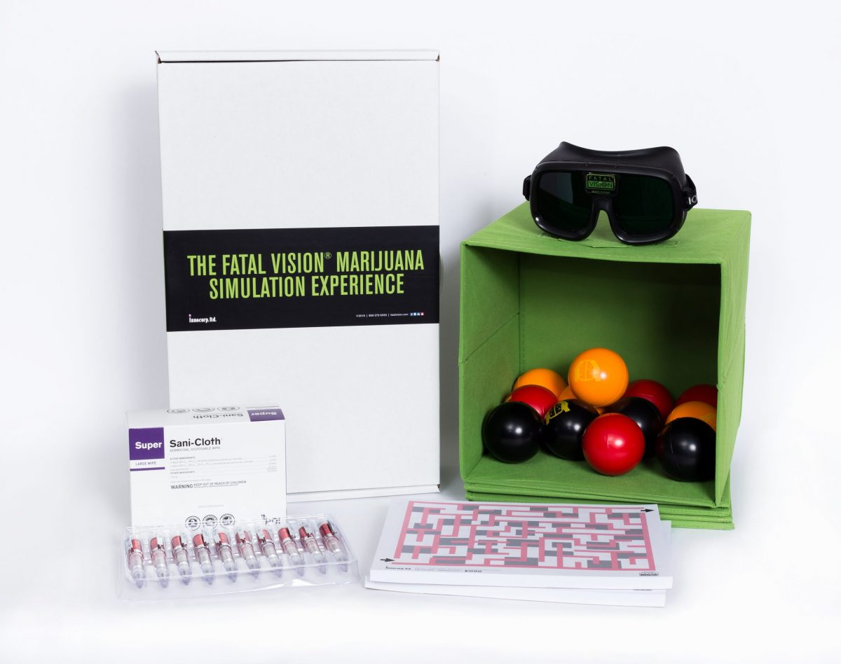 fatal vision marijuana in the workplace safety kit