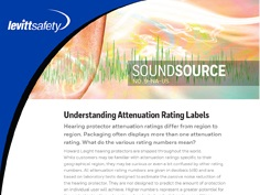 Understanding Attenuation Rating Labels