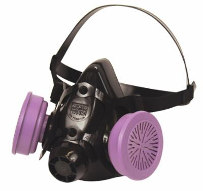 Honeywell North half mask air-purifying respirator product image model numbr 7700