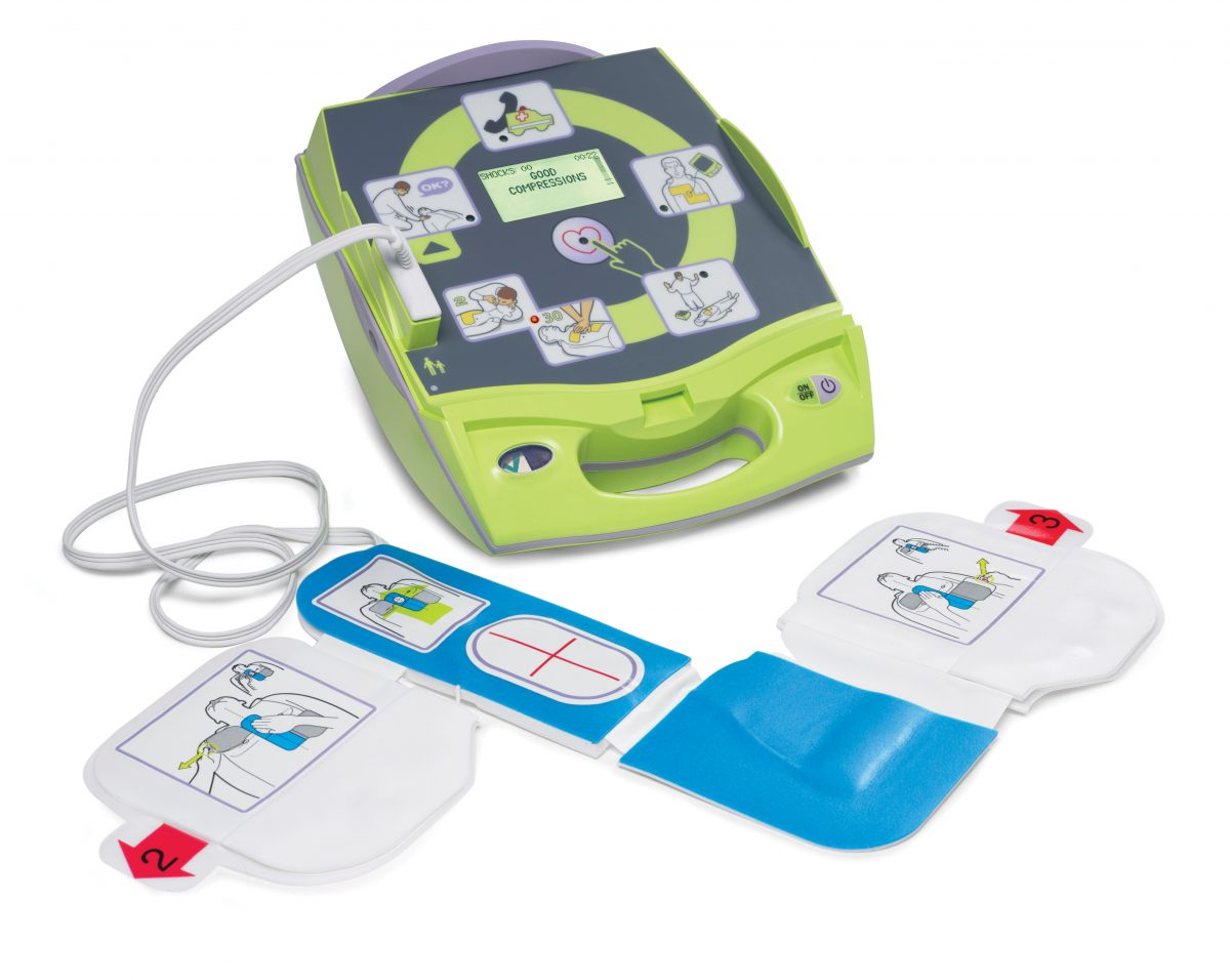 Zoll AED plus product image