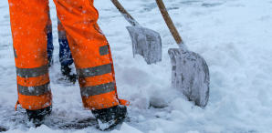 5 Winter-Related Work Problems (and the products that can solve them)