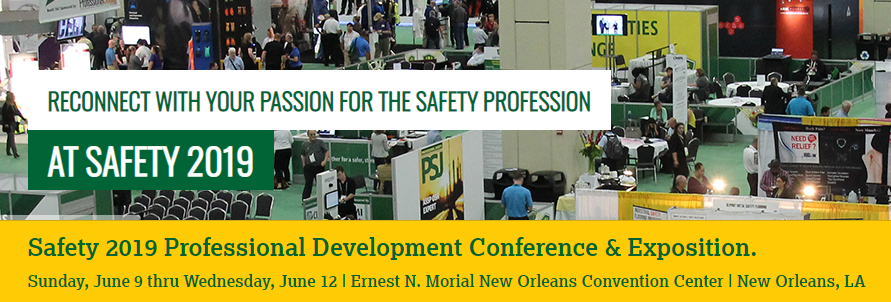 safety 2019 new orleans conference