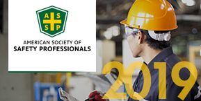 Safety 2019 Professional Development Conference & Exposition (ASSP)- Booth #1110