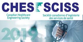 39th Annual Conference of the Canadian Healthcare Engineering Society (CHES)-