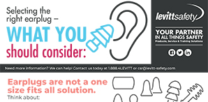 Selecting the right earplug - What you should consider