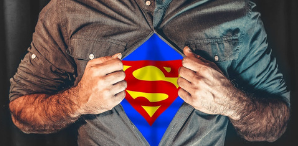 The Secret to Becoming a Workplace Superhero