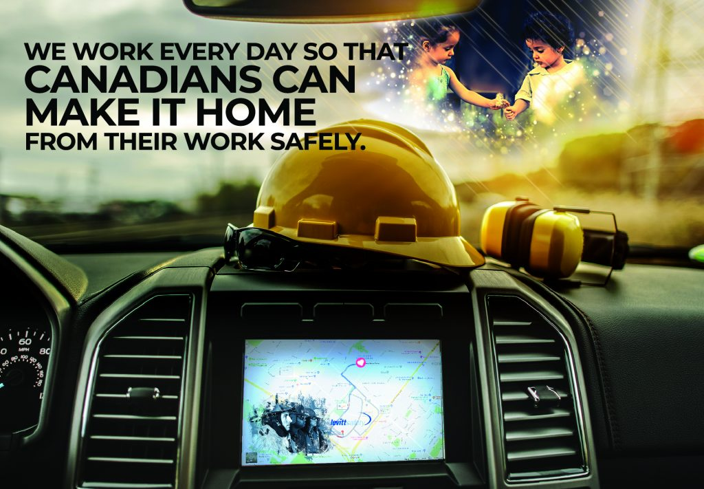 Working so Canadians Make it Home Safe from Work