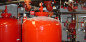 The most surprising places you'll find a fire suppression system