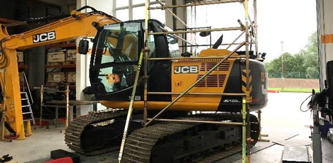 JCB Case Study Construction Plant Machinery