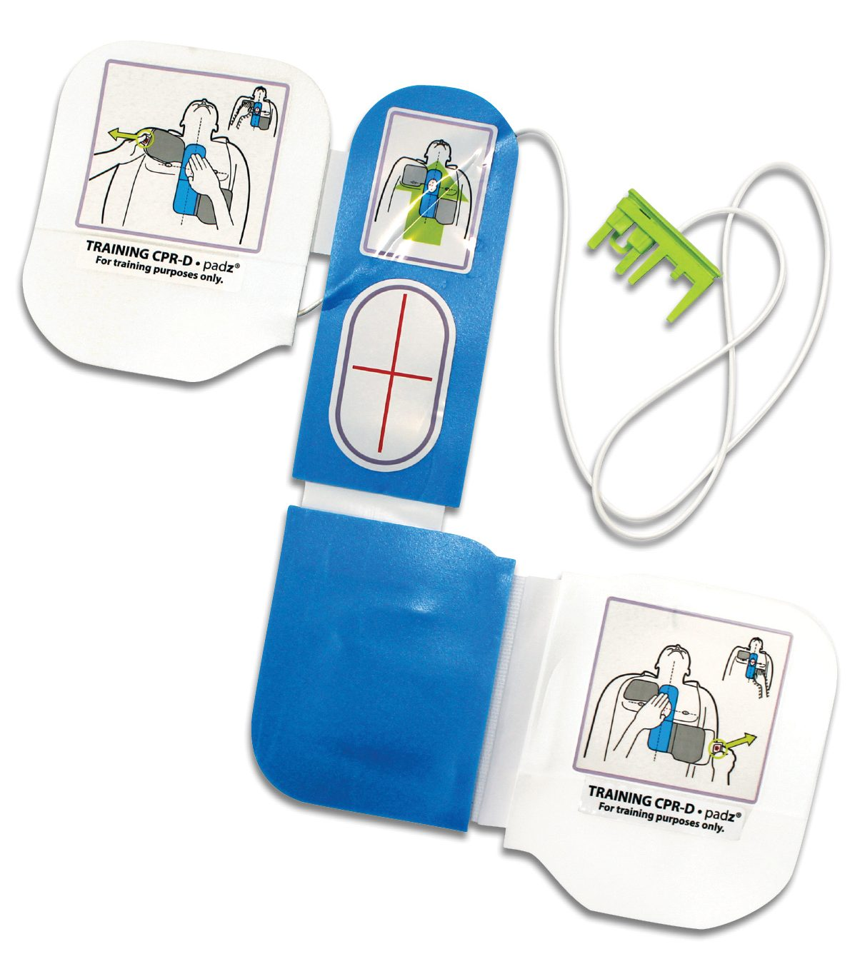 zoll aed plus cpr-d padz