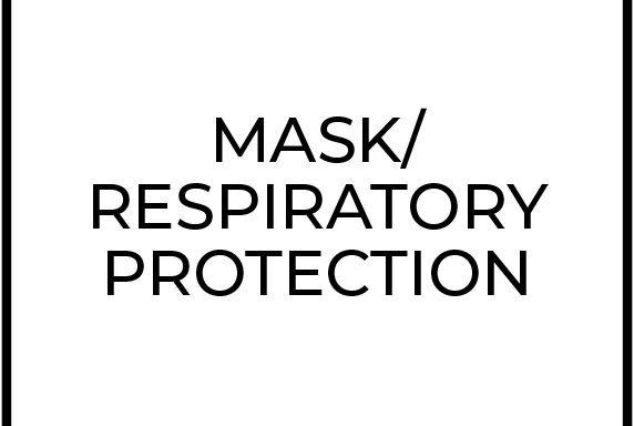 Masks/Respiratory Protection
