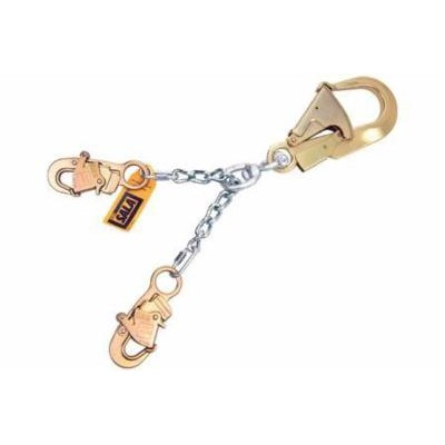 product image of 3M DBI-SALA Fall Protection 5920200C Fixed Standard Chain Positioning Lanyard