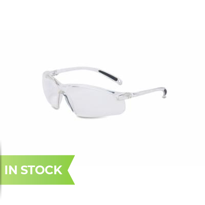 Uvex by Honeywell A700 protective glass, universal, frameless clear frame, anti scratch clear lens