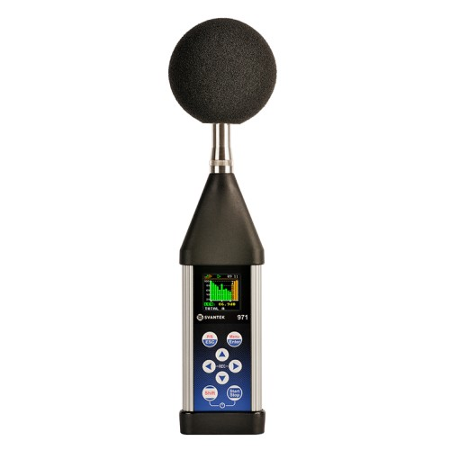 SV 971 class 1 sound level meter product image